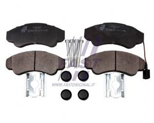 Esipiduriklotside komplekt Jumper/Boxer/Ducato 1,8T 02-06