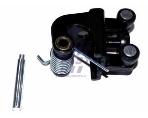 Опора боковой сдвижной двери средняя с роликами Renault Master/Opel Movano 98-10