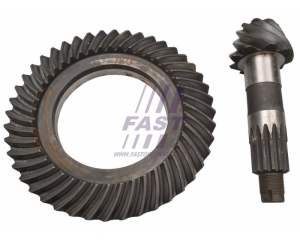 Differential shaft + gear Iveco Daily 9/44 teeth