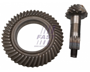 Differential shaft + gear Iveco Daily 11/46 teeth