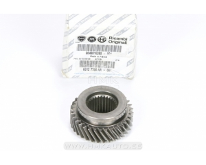 Gear wheel, fifth gear Jumper/Boxer/Ducato 2006-2,2HDI/2,3JTD