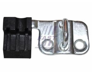 Door lock striker left lower Ford Transit 2000-2006