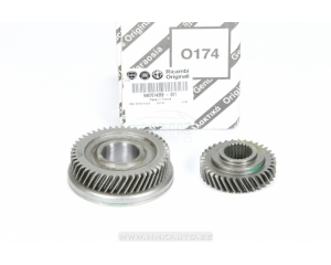 5-th gear gears PSA BE4 gearbox