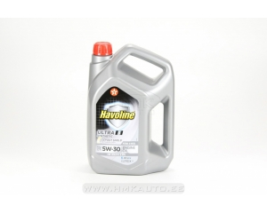 Масло моторное Havoline Ultra S 5W-30 4L
