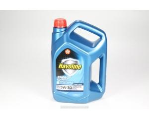 Moottoriöljy Havoline Energy 5W-30 4L
