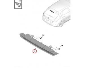 Lisapidurituli Citroen C4 / C5