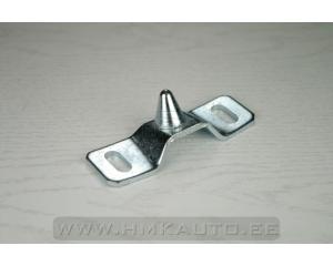 Külgukse suunaja tapp alumine Jumper/Boxer/Ducato I-II-III