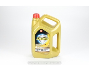 Moottoriöljy Havoline ProDS V 5W-30 4L