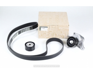 Alternator belt kit OEM Renault Master 2,3DCI 2010-