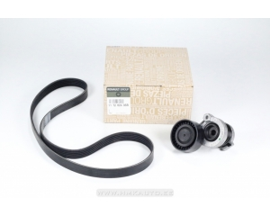 Alternator belt kit Renault Megane 08- 1,5DCI