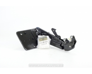 Külgukse alumine tugi rullidega Renault Master/Opel Movano 2010-