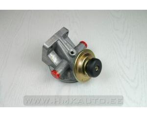 Fuel filter housing with pump Citroen/Peugeot