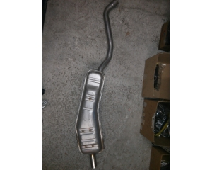 DISCOUNT!!! Exhaust system rear muffler BMW 520i