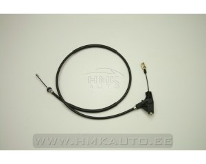 Parking brake cable front Peugeot 406 drum brakes