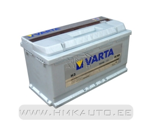 "Battery ""Varta Silver dynamic"""
