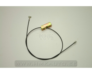 Parking brake cable middle Renault Trafic L1