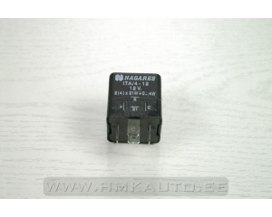 Turn indicator relay PSA/Renault