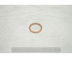 Уплотнительное кольцо форсунки Citroen/Peugeot 1.9D DW8/2,5D,TD