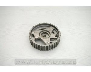 Camshaft dephaser pulley Renault 1.5DCI