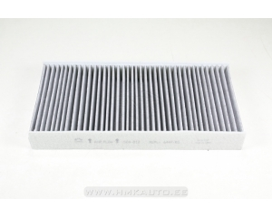 Cabin air activated carbon filter Peugeot 407, Citroen C5/C6