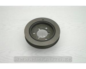 Crankshaft pulley Peugeot/Citroen 1,6 TU5