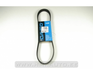 V-ribbed belt elastic Jumper/Boxer/Ducato/Transit 2,2HDI 2006-