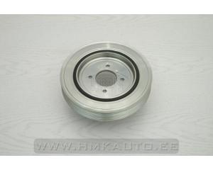 Crankshaft pulley Peugeot/Citroen 1,9 DW8