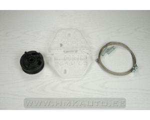 Ремкомплект механизма стеклоподъемника Dacia Logan передний правый