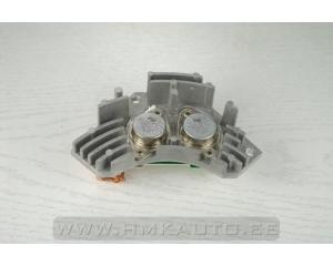 Блок управления салонным вентилятором Peugeot/Citroen