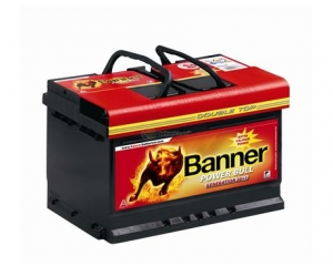 "Banner battery Power Bull ""DT"" 95Ah 760A"