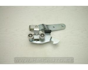 Külgukse alumine tugi rullidega Jumper/Boxer/Ducato 02-06