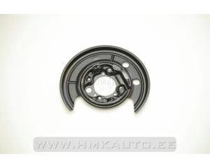 Brake plate left Jumper/Boxer/Ducato -2006