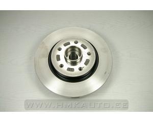 Тормозной диск с подшипником задний Renault Kangoo 08-