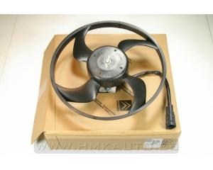 Tuuletin, moottorin jäähdytys Peugeot 307