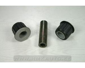 Lehtvedru kinnituspukside komplekt Jumper/Boxer/Ducato 06- tagumine ülemine