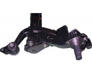 Rear axle new complete Peugeot 206/206SW