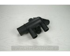 Coolant flange Citroen Peugeot 1.9D DW8-2,0HDI