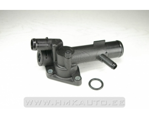 Thermostat housing Renault 1.5DCI