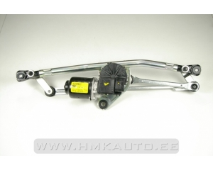 Windscreen wiper linkage with motor Citroen Nemo/Peugeot Bipper