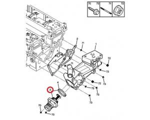 Termostaat Citroen/Peugeot