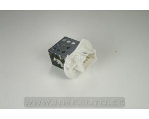 Interior blower resistor Renault Master -2010