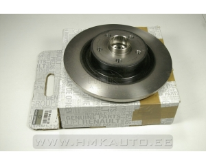 Тормозной диск задний Renault Espace IV/Vel Satis