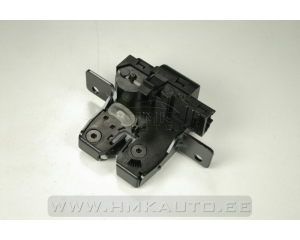 Boot lock mechanism Renault Clio III/Megane II/Scenic II