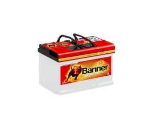Banner battery Power Bull Pro 75Ah 680A