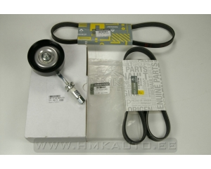 Alternator belt kit Renault 3,5 V6