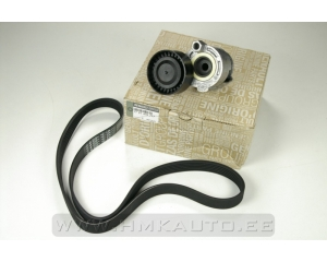 Alternator belt kit Renault /Dacia 1,4, 1,5DCI, 1,6