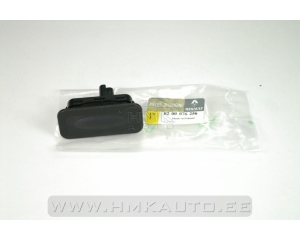 Trunk switch button Renault