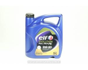 Mootoriõli 5W30 ELF EVOLUTION FULLTECH FE 5L