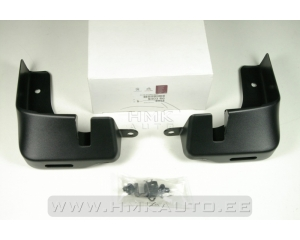 Mud flaps front OEM Berlingo/Partner 2008-