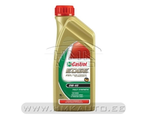 Моторное масло Castrol EDGE FST 0W-40 1L